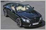 Car Review - Bentley Continental GT Convertible 4.0 V8 (A)