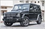 Car Review - Mercedes-Benz G-Class Diesel G350 BlueTEC CDI (A)