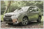 Car Review - Subaru Forester 2.0 XT (A)