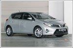 Car Review - Toyota Auris 1.6 (A)