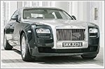 Car Review - Rolls-Royce Ghost 6.6 (A)