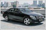 Facelift - Mercedes-Benz E-Class Saloon E250 Avantgarde (A)