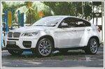 Car Review - BMW M Series X6 M Diesel M50d (A)