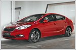 Car Review - Kia Forte K3 1.6 (A)