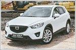 Car Review - Mazda CX-5 Diesel 2.2 (A)