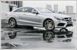 Facelift - Mercedes-Benz E-Class Coupe E250 (A)