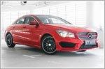 Car Review - Mercedes-Benz CLA-Class CLA200 Sport (A)