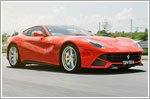 Car Review - Ferrari F12berlinetta 6.3 (A)