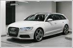 Car Review - Audi A6 Avant Diesel 3.0 TDI quattro (A)