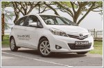 Car Review - Toyota Yaris 1.3 (A)