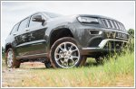 Facelift - Jeep Grand Cherokee Summit 3.6 (A)