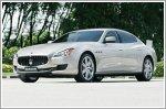 Car Review - Maserati Quattroporte 3.8 (A)