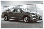 Car Review - Nissan Teana 2.5 (A)