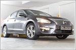 Car Review - Nissan Teana 2.0 (A)
