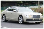 Car Review - Bentley Flying Spur 6.0 (A)