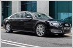 Car Review - Audi A8 4.0 TFSI quattro Tip LWB (A)