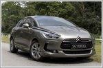 Car Review - Citroen DS5 Diesel 1.6 e-HDi ETG (A)