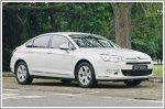 Car Review - Citroen C5 Diesel 1.6 e-HDi Dynamique (A)
