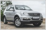 Car Review - Ssangyong Rexton W Diesel 2.0 (A)