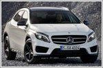 First Drive - Mercedes-Benz GLA-Class GLA250 (A)
