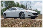 Car Review - Maserati Quattroporte 3.0 (A)