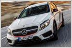 First Drive - Mercedes-Benz GLA-Class GLA 45 AMG (A)