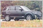 Car Review - Land Rover Range Rover Diesel 3.0 Vogue TDV6 (A)