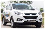 Facelift - Hyundai Tucson 2.0 (A)