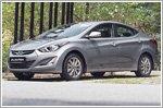 Facelift - Hyundai Elantra 1.6 Elite (A)