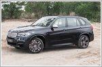 Car Review - BMW M Series X5 M50d 3.0 [Base model] (A)