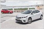 Comparison - Mazda3 Sedan 1.5 Deluxe (A) & Toyota Corolla Altis 1.6 (A)