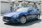 Car Review - Maserati Ghibli 3.0 (A)