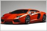 First Drive - Lamborghini Aventador LP700-4 (A)