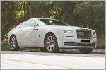 Car Review - Rolls-Royce Wraith 6.6 (A)