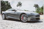 Car Review - Aston Martin Vanquish 6.0 (A)
