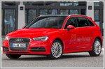 First Drive - Audi A3 e-tron (A)