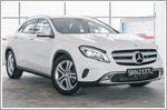 Car Review - Mercedes-Benz GLA-Class GLA200 (A)