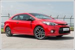 Car Review - Kia Cerato Koup 1.6 T-GDi (A)
