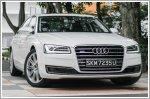 Audi's latest A8 is the ultimate luxury sedan