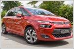 Car Review - Citroen C4 Picasso Diesel 1.6 e-HDi ETG6 INTENSIVE (A)
