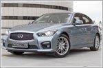 Car Review - Infiniti Q50 2.0T Sport (A)