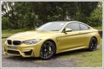 New M4 is a menace on wheels