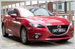Car Review - Mazda3 Hatchback 1.5 Deluxe (A)