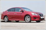 The Sylphy Super Sports Sedan is silky smooth