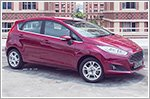Car Review - Ford Fiesta 1.0 Ecoboost Titanium (A)