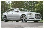 Car Review - Audi A6 2.0 TFSI Multitronic 'Plus' (A)
