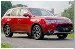 Car Review - Mitsubishi Outlander 2.4 CVT G-Line (A)