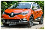 Car Review - Renault Captur Diesel 1.5T dCi (A)