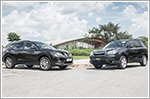 Comparison - Nissan X-Trail 2.0 Premium 7-seater (A) & Subaru Forester 2.0i-L (A)
