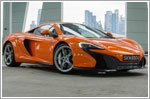 Car Review - McLaren 650S 3.8 (A)